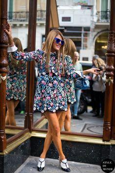 STYLE DU MONDE / Paris FW SS14 Street Style: Anna Dello Russo  // #Fashion, #FashionBlog, #FashionBlogger, #Ootd, #OutfitOfTheDay, #StreetStyle, #Style