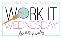 I love a good party! And linking up to link parties has allowed me to meet so many new friends in the blogging world. Seriously, some of my best blogging friends are those I met through linking up ...