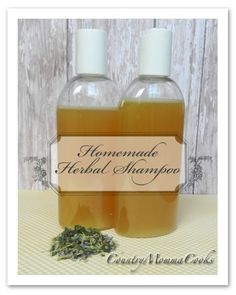 Herbal Shampoo For Itchy Scalp