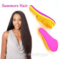 Detangler Hair Brush Detangling Hair Brush 1 piece Vatrious colors Hair Care Combs Free shipping