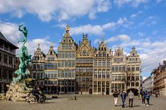 Where to Stay in Antwerp  The Best Hotels and Neighbourhoods An ultimate guide to where to stay in Antwerp with a list of neighbourhoods the best hotels and cool things to do in each district.