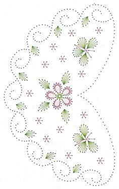 The Latest Trend in Embroidery – Embroidery on Paper - Embroidery Patterns Embroidery Cards, Learn Embroidery, Embroidery Stitches, Embroidery Patterns, Hand Embroidery, Art Carte, Sewing Cards, String Art Patterns, Paper Butterflies