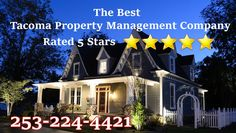 Tacoma Property Management in University Place Wa  - Tacoma Property Man...