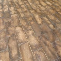 Natural Concrete Products Co Barnwood Plank Patio-on-a-Pallet Paver Set