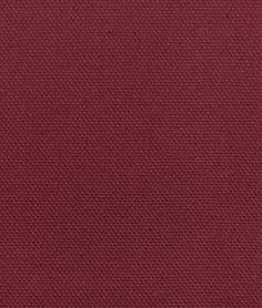 9.3 Oz Wine Cotton Canvas Fabric