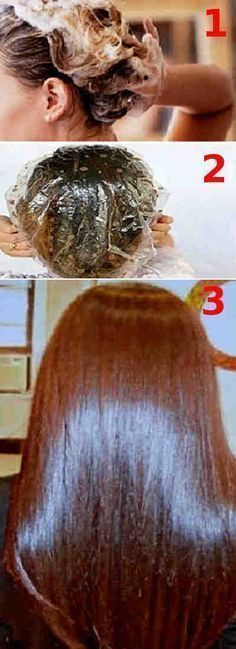 Put on this hair mask and wait 15 minutes – The effects will enchant Beauty Secrets, Beauty Hacks, Curly Hair Styles, Natural Hair Styles, Natural Shampoo, Tips Belleza, Beauty Recipe, Hair Health, Hair Hacks