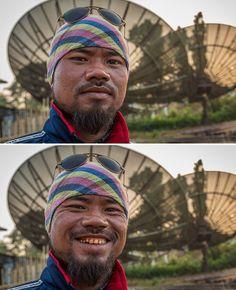 #fotografia #estrangeiros #mundo #índia #sorriso #pessoas #fotos