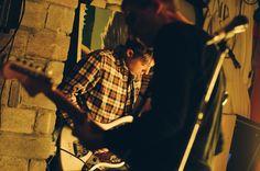 Alberto Previati Mr Kite - D-Lounge ( Dervio ). Fotografie di Chiara Arrigoni del gruppo musicale italiano dream pop Mr Kite #mrkite #lecco #rock #music #guitar #fender