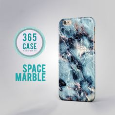Space Marble iPhone 6 Case Turquoise Blue iPhone 6S by 365case