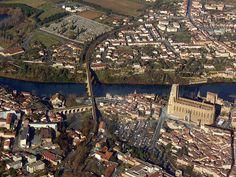 ✈️ Photo aérienne d'Albi - Tarn (81)