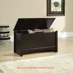 Sauder Shoal Creek Storage Chest, Oiled Oak Finish  BUY NOW     $79.40    This Product is of Multi-purpose piece functions as storage chest or toy box .Lid stay hardware provides safety .Made in Unite ..  http://www.homeaccessoriesforus.top/2017/02/28/sauder-shoal-creek-storage-chest-oiled-oak-finish/