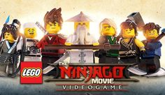 The LEGO Ninjago Movie Video Game Revealed!