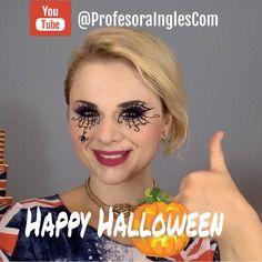 Happy Halloween everybody!!! Remember to visit my websites: http://ProfesoraEnglish.com and http://1EnglishTeacher.com