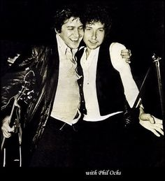 dylan phil ochs 1974 benefit for chile