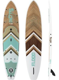 Bote Flood Stand Up Paddle Board - 12' Classic 12 Ft