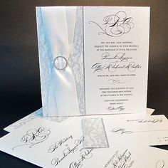 Arlene Segal Wedding Invitations From Place Of Events Wedding