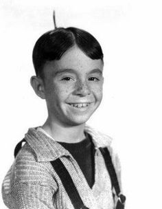 Carl Switzer - Alfalfa from the Our Gang comedies died in 1959 at age 31. Switzer was shot during an altercation with a man he believed owed him money.