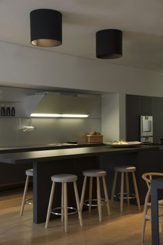 bulthaup Clerkenwell   .PSLAB   Archinect www.bulthaupsf.com #design #kitchen #bulthaup
