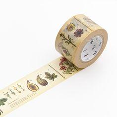 Washi Tape, Encyclopedia Plant