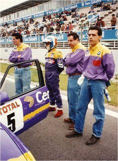 Antonio Albacete CET driver