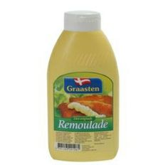 Remoulade...a must on your Danish hotdog...