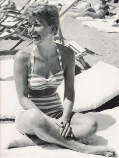 Doris Day in France, 1956