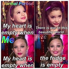True Maddie true lol!!