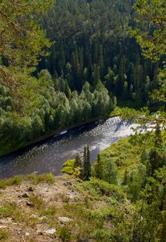 Nature at its best in Finland