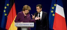 Merkel i Sarkozy
