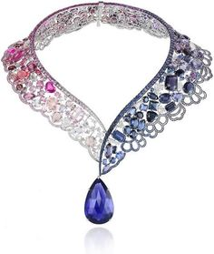 §Disney Chopard Belle Necklace - Disney and Chopard Belle necklace . Exclusively at Harrods