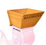 Hopper extension for the Maximizer apple grinder: Quality & service are found at PHG.