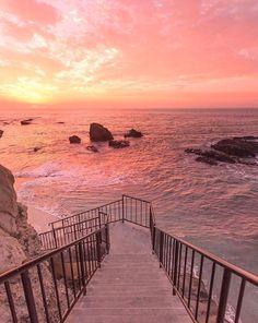 Onlineshop for Matcha tea, detox articles and superfoods - Bilder - Fotografie Beautiful Sunset, Beautiful World, Beautiful Scenery, Beautiful Beaches, Pretty Sky, Beach Aesthetic, Nature Aesthetic, Sunset Beach, Beach Waves