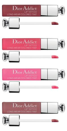 Dior Addict Lip Tattoo Long-Wearing Color Tint for Summer 2017