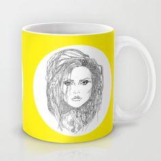 Deborah (Debbie) Harry of Blondie Mug by Francesco Carli - $15.00