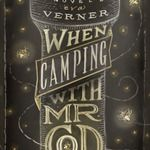 """Love it // """"When Camping with Mr. Cod"""" Art Directed by Louise Fili; designed with John Passafiume as a part of National Novel Writing Month's """"30 Covers, 30 Days"""""""