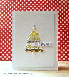 Cardstock: rustic white Stamps: Polka Dot Basics #9, Rustic Wreath Ink: simply chartreuse, ripe avocado, limeade ice, dark chocolate Dies...