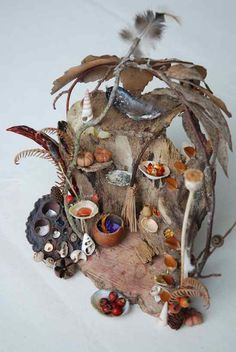 Autumn Witches Dwelling | Naturemake