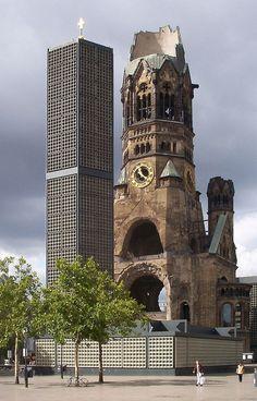 2005 Berlin - Kaiser-Wilhelm-Gedächtniskirche, Charlottenburg ☺