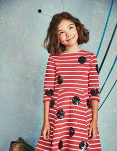 Mrs Ladybird Dress (Ladybird Red)