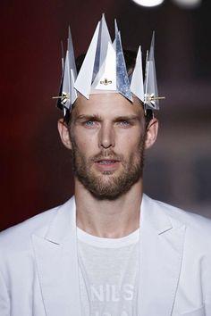 Antonio Miro Spring-Summer 2018 - 080 Barcelona Fashion