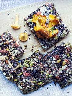 Superenkelt fröbröd (glutenfritt och veganskt) | Hur bra som helst - Hanna Göransson | Bloglovin'