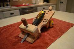 DIY Chisel/Plane Blade Sharpener