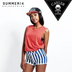 Die Cayler & Sons Sommer 2014 Kollektion wird demnächst in ausgewählten Stores und online auf www.snipes.com/caylerandsons erhältlich sein. Stay tuned! #caylerandsons #sommer2014 #snipes #streetwear #accessoires #headwear #capaddict