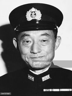 Mitsumasa Yonai (米内 光政 Yonai Mitsumasa?, March 2, 1880 – April 20, 1948) was an admiral in the Imperial Japanese Navy, and politician. He was the 37th Prime Minister of Japan from January 16 to July 22, 1940.
