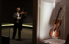 The Violin from Titanic, Wallace Hartley- $1.45M.