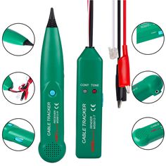 1 pcs New Telephone Phone Wire Network Cable Tester Line Tracker for MASTECH MS6812 Wholesale