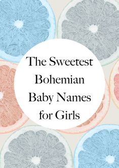 Baby Names Bohemian Flower Children 40 Ideas For 2019 - Baby Boy Names Baby Girl Names Sweet Girl Names, Baby Girl Names Elegant, Girls Names Vintage, Girl Dog Names, Cool Baby Names, Boy Names, Hippie Baby, Hippie Girl Names, Bohemian Baby Names