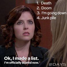 #DAYS