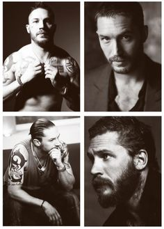 Tom Hardy. As anyone.