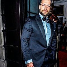 """NEW EDIT  @oddsnaps caught Henry at the BAFTA Film Gala dinner and shared this amazing edit via IG.  """"Man of steel Henry Cavill was in town for the dinner at Bafta's in London Piccadilly headquarter on Thursday 05th Feb 2015 #bafta #art #manofsteel""""  Beautiful job! Thank you for sharing it with us.  #HenryCavill #BAFTA"""